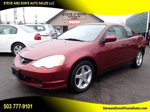 2003 Acura RSX for sale at Steve & Sons Auto Sales in Happy Valley OR