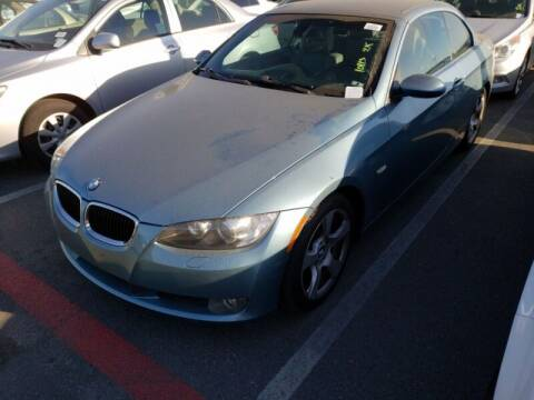 2007 BMW 3 Series for sale at SoCal Auto Auction in Ontario CA