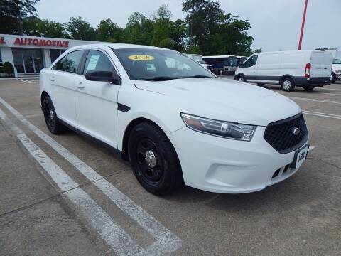 2018 Ford Taurus for sale at Vail Automotive in Norfolk VA