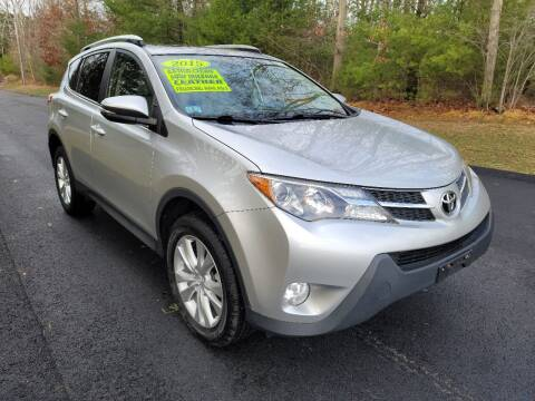 2015 Toyota RAV4 for sale at Showcase Auto & Truck in Swansea MA