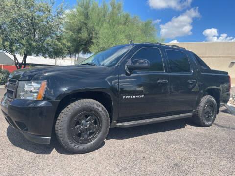 2012 Chevrolet Avalanche for sale at Tucson Auto Sales in Tucson AZ