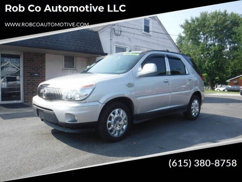 2006 Buick Rendezvous for sale at Rob Co Automotive LLC in Springfield TN