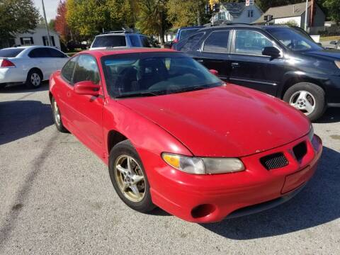 2002 Pontiac Grand Prix for sale at D & D All American Auto Sales in Mt Clemens MI