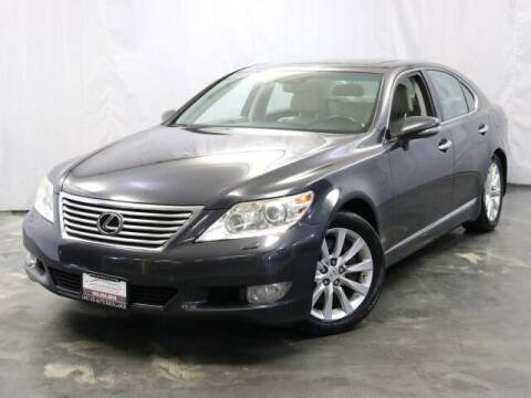 2010 Lexus LS 460 for sale at United Auto Exchange in Addison IL