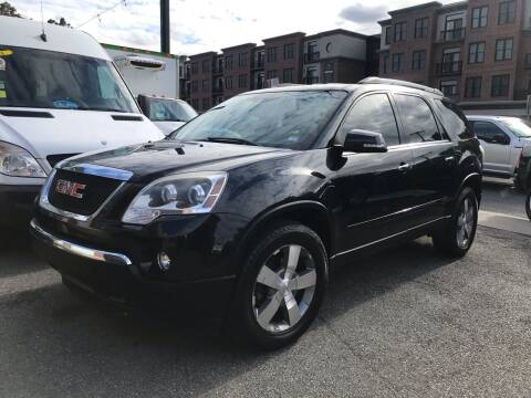 2012 GMC Acadia for sale at Real Auto Shop Inc. in Somerville MA