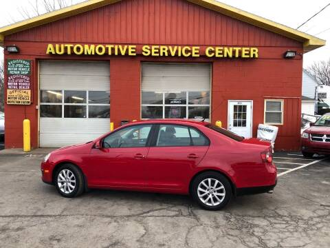 2010 Volkswagen Jetta for sale at ASC Auto Sales in Marcy NY