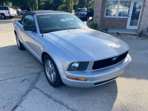 2007 Ford Mustang for sale at MITCHELL AUTO ACQUISITION INC. in Edgewater FL