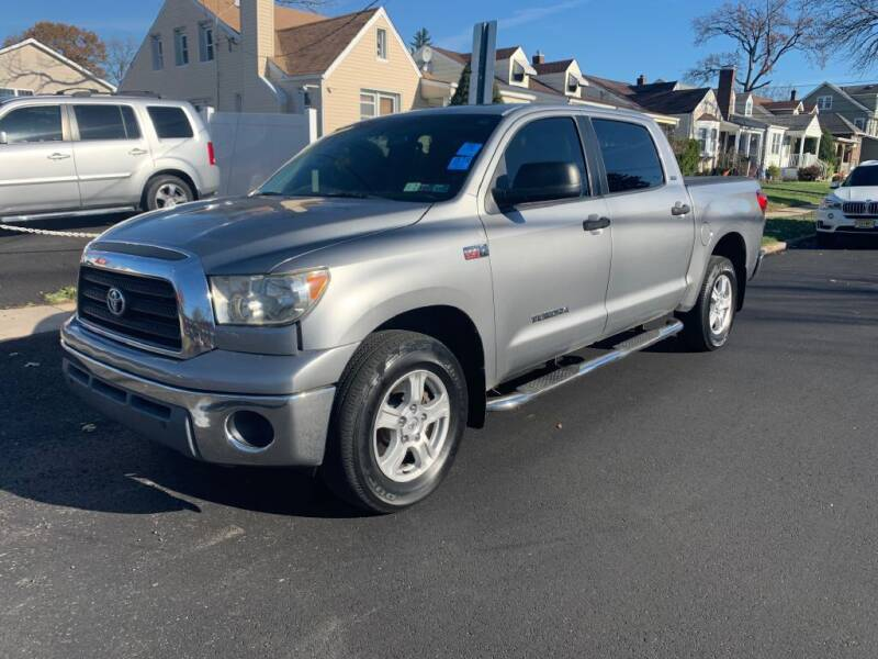 2007 Toyota Tundra for sale at Park Avenue Auto Lot Inc in Linden NJ