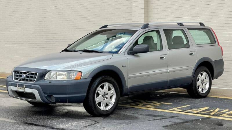 2005 Volvo XC70 for sale at Carland Auto Sales INC. in Portsmouth VA