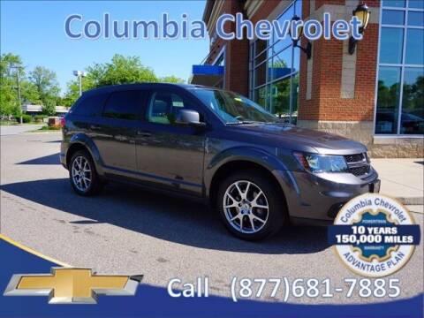 2018 Dodge Journey for sale at COLUMBIA CHEVROLET in Cincinnati OH