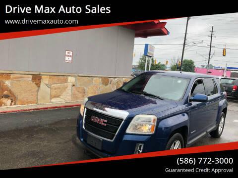 2010 GMC Terrain for sale at Drive Max Auto Sales in Warren MI