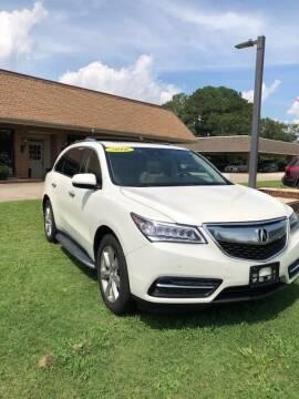 2016 Acura MDX for sale at Smithfield Auto & Truck Center in Smithfield VA