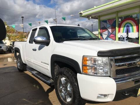 2011 Chevrolet Silverado 1500 for sale at Super Trooper Motors in Madison WI