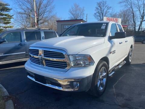 2014 RAM Ram Pickup 1500 for sale at Right Place Auto Sales in Indianapolis IN