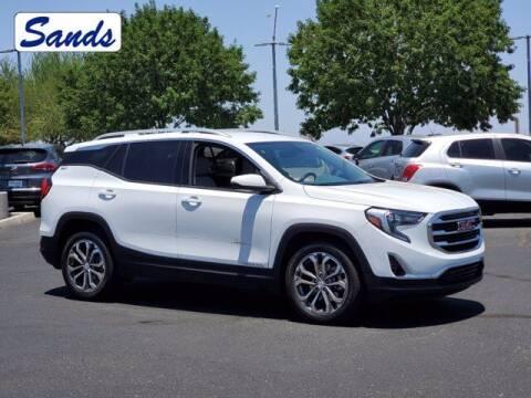 2019 GMC Terrain for sale at Sands Chevrolet in Surprise AZ
