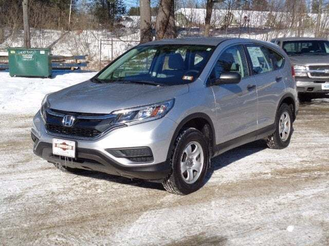 2016 Honda CR-V for sale at SCHURMAN MOTOR COMPANY in Lancaster NH