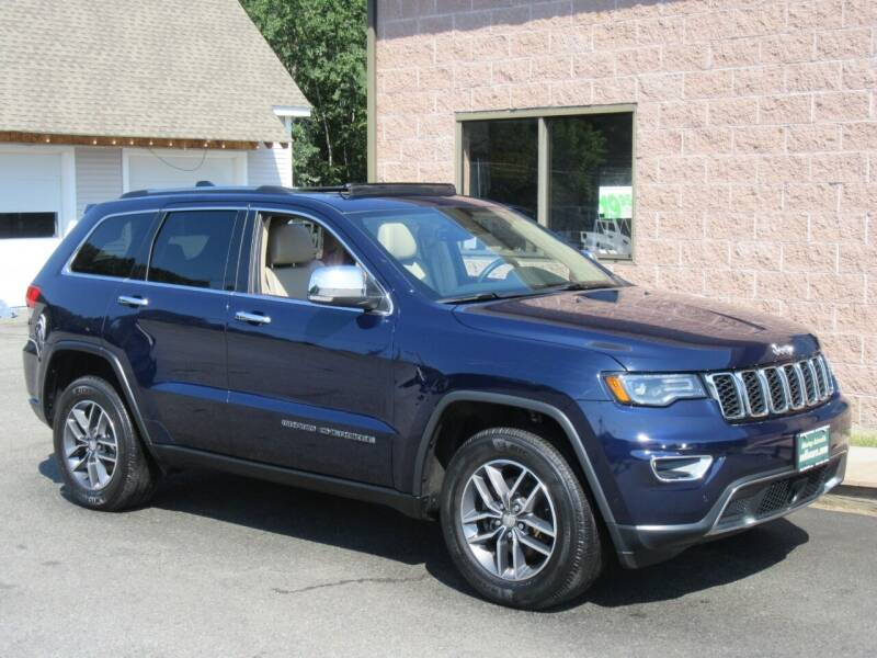 2017 Jeep Grand Cherokee for sale at Advantage Automobile Investments, Inc in Littleton MA
