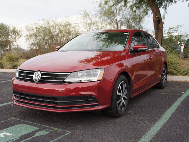 2017 Volkswagen Jetta for sale at CarFinancer.com in Peoria AZ