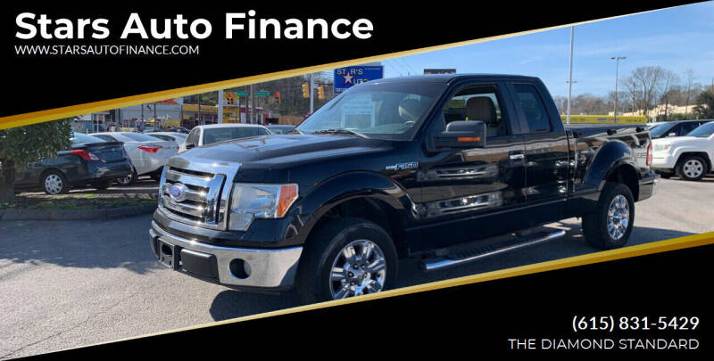 2009 Ford F-150 for sale at Stars Auto Finance in Nashville TN