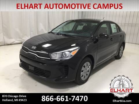 2020 Kia Rio for sale at Elhart Automotive Campus in Holland MI