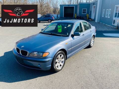 2003 BMW 3 Series for sale at J & J MOTORS in New Milford CT