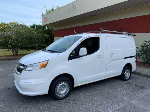 2015 Chevrolet City Express Cargo for sale at Asap Motors Inc in Fort Walton Beach FL