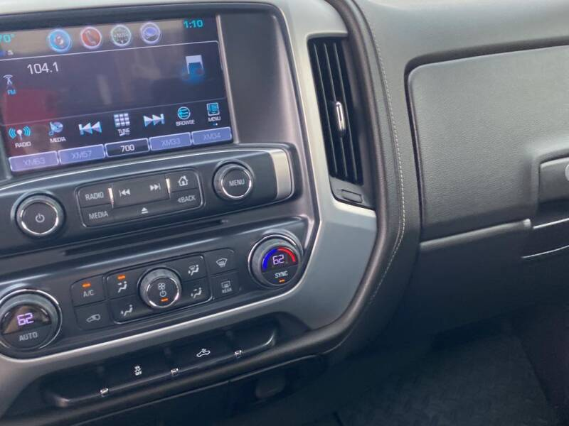 2017 GMC Sierra 1500 for sale at Snyder Motors Inc in Bozeman MT