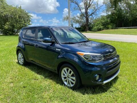 2017 Kia Soul for sale at Nation Autos Miami in Hialeah FL