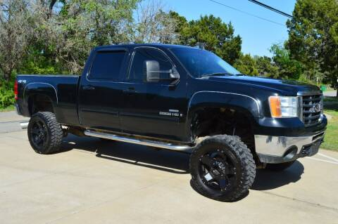 2009 GMC Sierra 2500HD for sale at Coleman Auto Group in Austin TX
