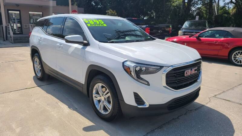2019 GMC Terrain for sale at Dunn-Rite Auto Group in Longwood FL