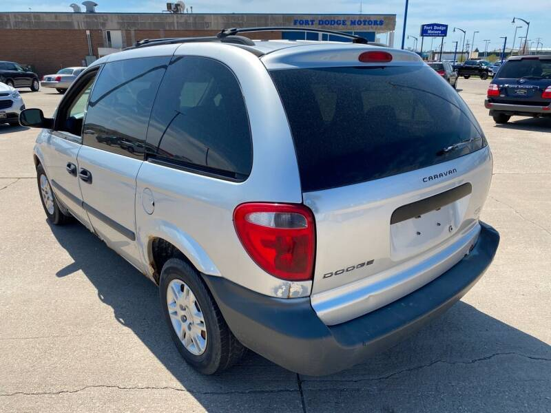 2006 Dodge Caravan SE 4dr Mini-Van - Fort Dodge IA