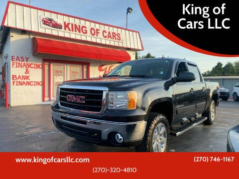 2009 GMC Sierra 1500 for sale at King of Cars LLC in Bowling Green KY