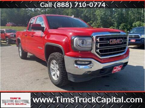 2016 GMC Sierra 1500 for sale at TTC AUTO OUTLET/TIM'S TRUCK CAPITAL & AUTO SALES INC ANNEX in Epsom NH