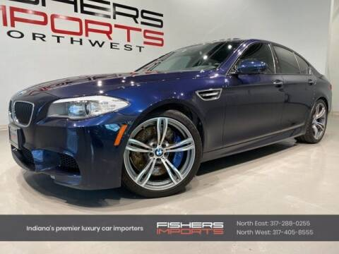2012 BMW M5 for sale at Fishers Imports in Fishers IN