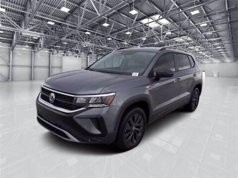 2022 Volkswagen Taos for sale at Camelback Volkswagen Subaru in Phoenix AZ