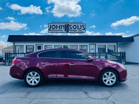 2011 Buick LaCrosse for sale at John Solis Automotive Village in Idaho Falls ID