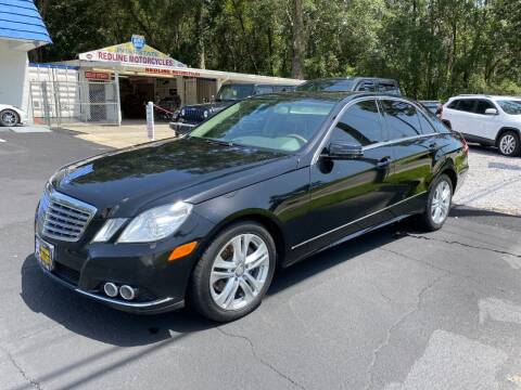 2011 Mercedes-Benz E-Class for sale at INTERSTATE AUTO SALES in Pensacola FL