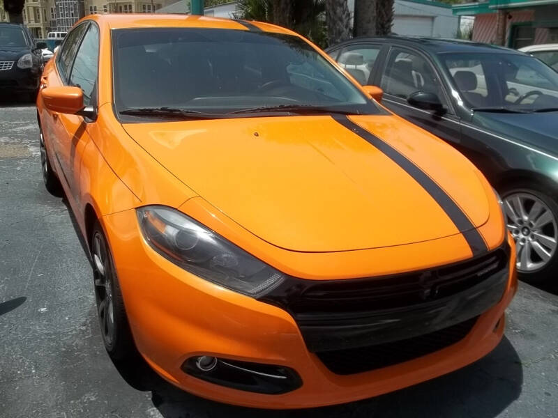 2013 Dodge Dart for sale at PJ's Auto World Inc in Clearwater FL