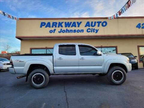 2007 Toyota Tacoma for sale at PARKWAY AUTO SALES OF BRISTOL - PARKWAY AUTO JOHNSON CITY in Johnson City TN