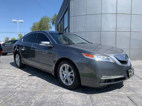 2009 Acura TL for sale at Berge Auto in Orem UT
