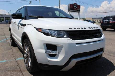 2013 Land Rover Range Rover Evoque for sale at B & B Car Co Inc. in Clinton Twp MI