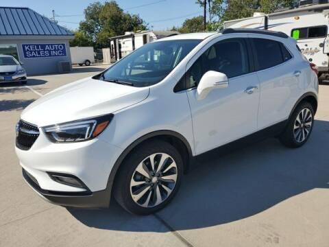 2019 Buick Encore for sale at Kell Auto Sales, Inc - Grace Street in Wichita Falls TX