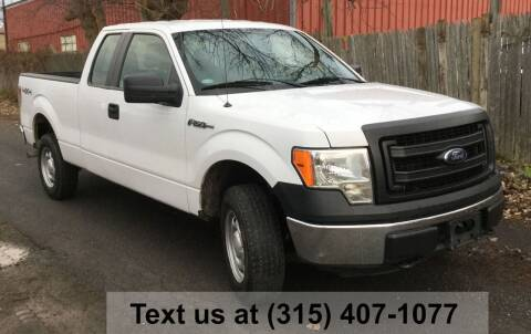 2014 Ford F-150 for sale at Pete Kitt's Automotive Sales & Service in Camillus NY