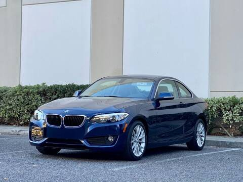 2014 BMW 2 Series for sale at Carfornia in San Jose CA