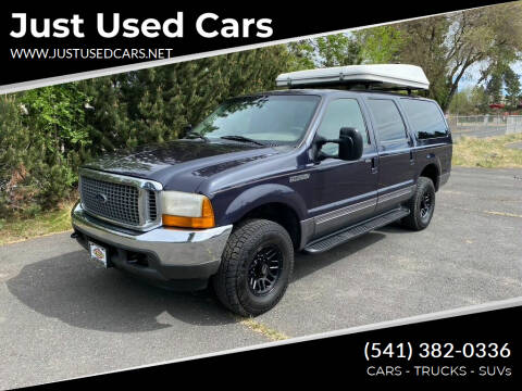 2001 Ford Excursion for sale at Just Used Cars in Bend OR