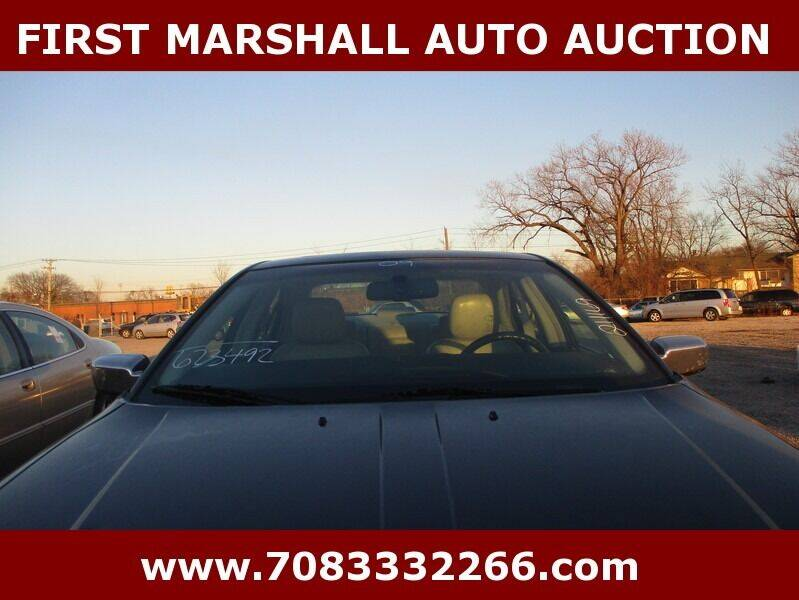 2009 Lincoln MKZ for sale at First Marshall Auto Auction in Harvey IL
