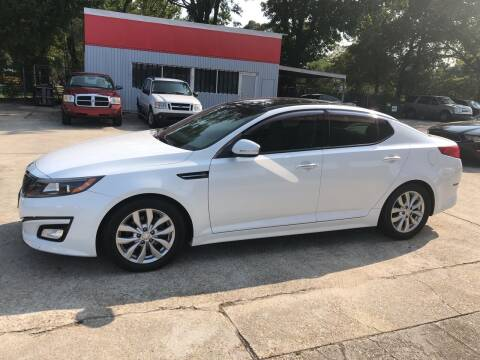 2014 Kia Optima for sale at Baton Rouge Auto Sales in Baton Rouge LA