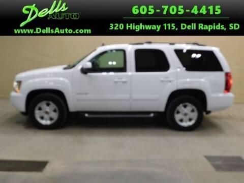 2012 Chevrolet Tahoe for sale at Dells Auto in Dell Rapids SD