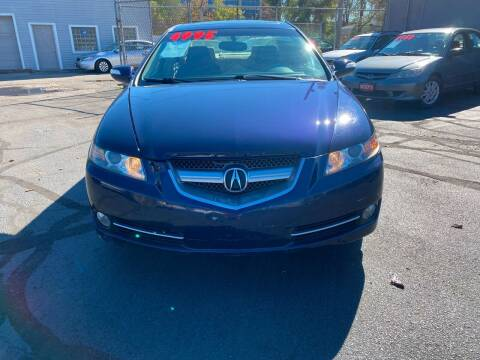 2008 Acura TL for sale at Rod's Automotive in Cincinnati OH