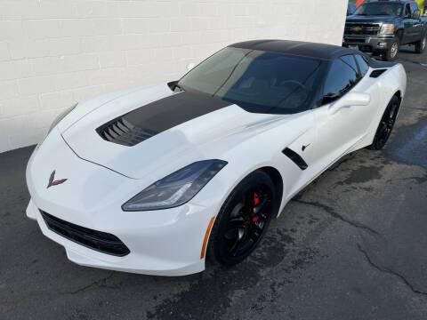 2016 Chevrolet Corvette for sale at APX Auto Brokers in Edmonds WA